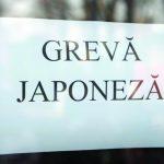 Grevă japoneză la Prefectura Timiș