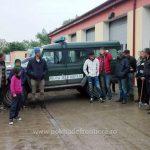 Douăzeci de migranți opriţi la frontiera cu Serbia