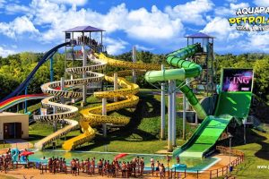 Aqua-park-ul Petroland din Serbia se redeschide vineri și pentru bănățeni. FOTO