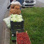Amenzi de aproape 15.000 lei și sute de kilograme de produse confiscate din Piața de Gros