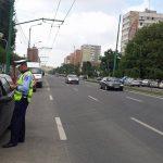 Şoferii care circulă fără plăcuțe de înmatriculare, amendaţi
