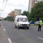 Poliţia Rutieră a dat aproape 300 de amenzi. Un şofer s-a ales cu dosar penal