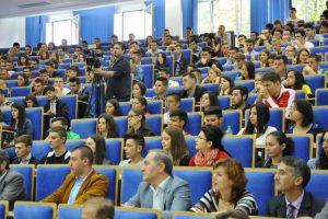 Un nou an universitar începe la Universitatea Politehnica Timișoara
