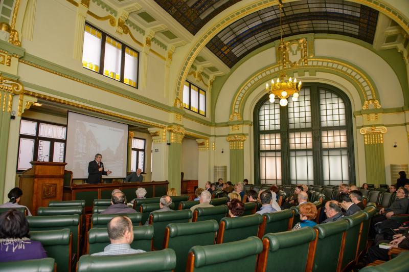 UPT găzduiește Conferința Științifică de Toamnă a Academiei Oamenilor de Știință din România