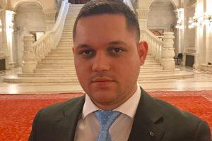 Silviu Adrișan, vicepreședinte al Tineretului ALDE la nivel național