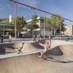 Lucrările la parcul de skate din Timișoara, oprite în urmă cu 4 ani, vor fi reluate