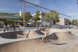 Skatepark pentru tinerii pasionați de senzații tari. Ce spune primarul Robu despre proiectul blocat