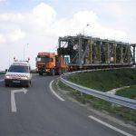 Transport agabaritic pe traseul MORAVIŢA – DN59 – TIMIŞOARA