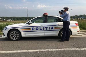 Sanctionați pentru viteză
