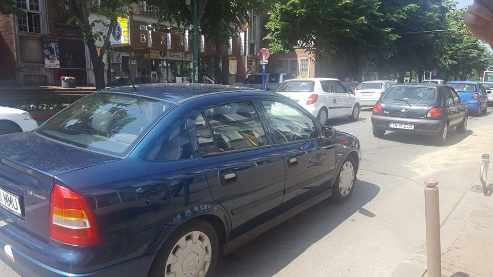 """Protest spontan al șoferilor la Timișoara. Nicolae Robu: """"Grădina Domnului este neimaginat de mare!"""""""