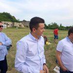 """Premierul Grindeanu:""""Înainte de a merge spre București am ieșit să iau parte la spectacolul Timișoara Air Show"""""""