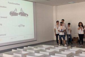 INEDIT. Studenți de la Universitatea Politehnica Timișoara au creat mașini inteligente