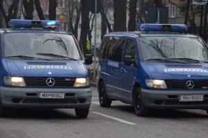 """Jandarmii timișoreni, în misiune la """"Dac Fest"""" 2018. Vezi ce """"planuri"""" au în zonă"""