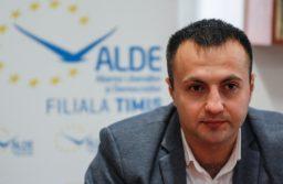"""Deputatul Marian CUCȘA, președinte ALDE Timiș: """"Cel mai mare dușman al Timișoarei este chiar primarul Nicolae Facebook-Robu!"""""""