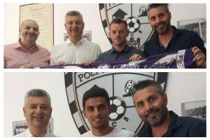 Poli Timișoara, ACTIVĂ pe piața transferurilor. Alex Munteanu și Gabriel Vașvari în alb-violet