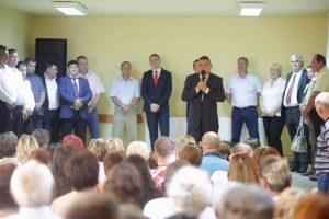 Primarul comunei Sânandrei, mesaj de susţinere pentru premierul Grindeanu
