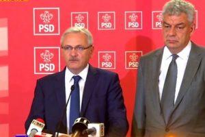 Victor Ponta anunță schimbarea lui Liviu Dragnea