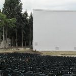 Spectacol folcloric în Grădina de vară a Filarmonicii Banatul pentru deţinuţii de pe Popa Şapcă