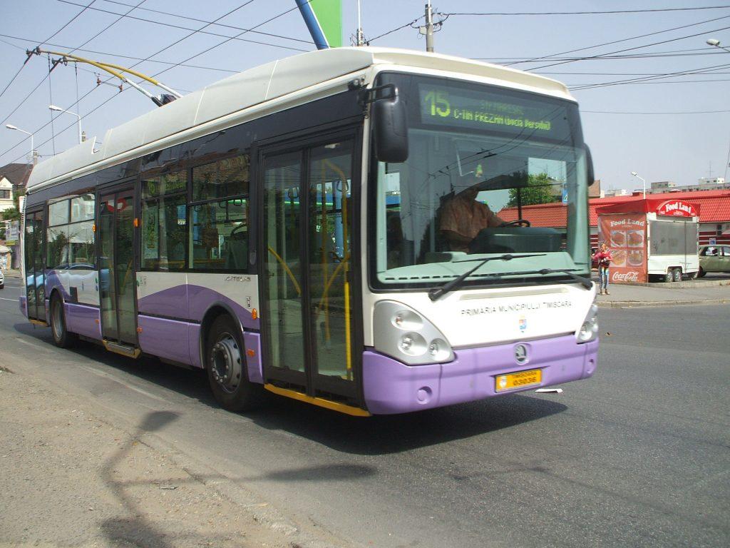 Schimbare în programul troleibuzelor de pe linia 16