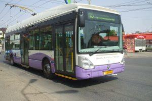 Mijloace de transport deviate la Timişoara în urma lucrărilor de asfaltare