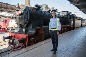 Poliția Română atrage atenția: pe tren nu e de joacă!
