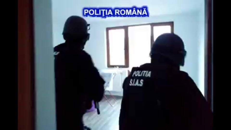 Descinderi la traficanții la droguri, de persoane, suspecți de criminalitate informatică, evaziune fiscală, contrabandă precum şi infracțiuni cu violenţă