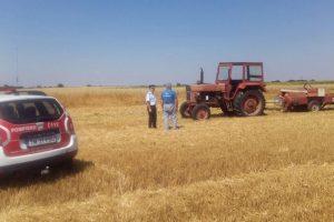 Măsuri de apărare împotriva incendiilor specifice recoltării, transportului şi depozitării cerealelor păioase