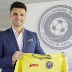 Selecționata de fotbal U18 a României are antrenor tânăr: Florin Bratu