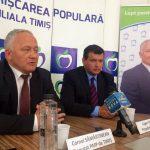 Deputatul Cornel Sămărtinean a preluat conducerea interimară a PMP Timiș