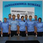 """""""Suflu"""" nou la Gruparea Mobilă din Timişoara. Câte TINERE au ales uniforma de jandarm"""