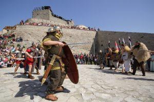 Garda Cetății Deva este de sâmbătă din nou la datorie