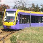 FOTO. Tramvaiul Autentic din Arad, în probe la Timișoara