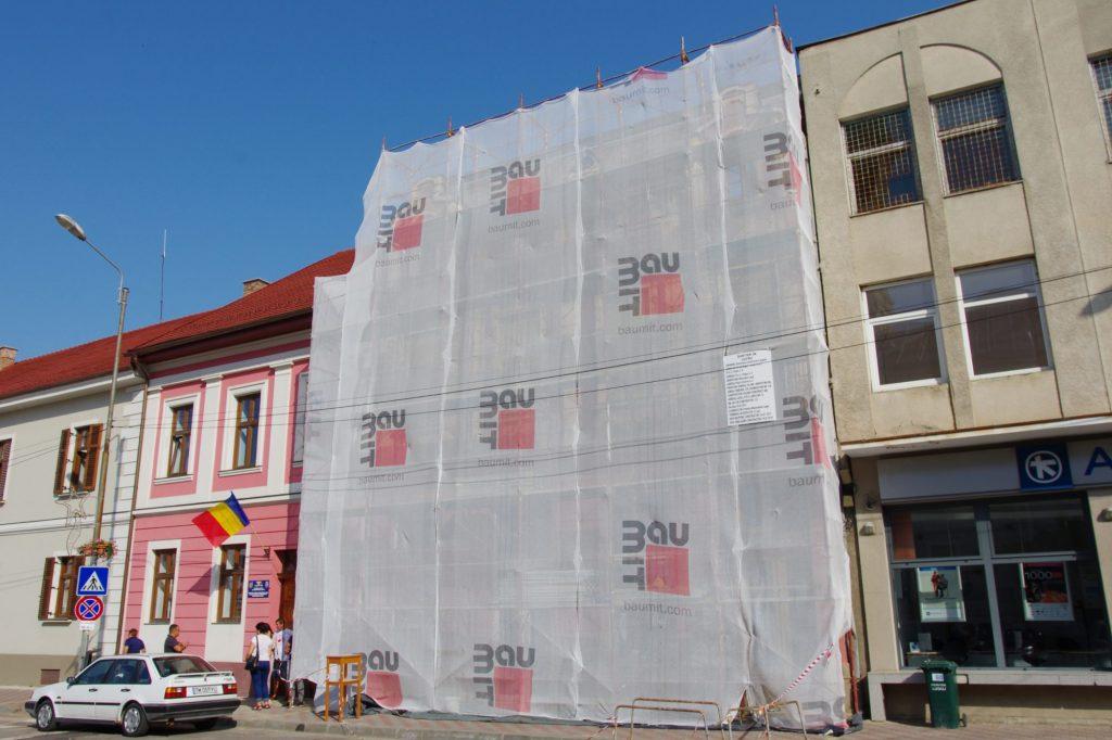Primăria Lugoj renovează o clădire. Ce alte lucrări mai face în oraş