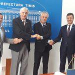 Consulul Germaniei, Rolf Maruhn, şi-a încheiat mandatul la Timişoara
