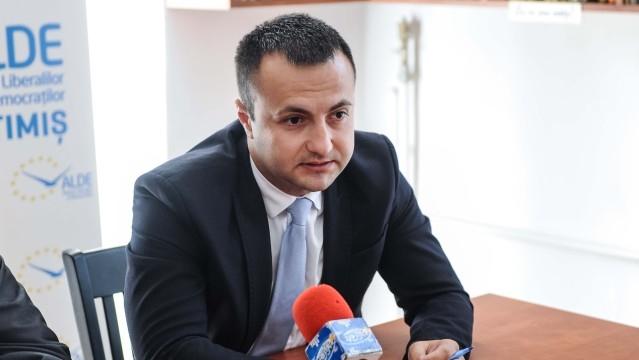 """Marian Cucșa, deputat ALDE Timiș: """"Băncile trebuie să plătească la fel ca orice firmă din România. Românii trebuie să fie respectați!"""""""