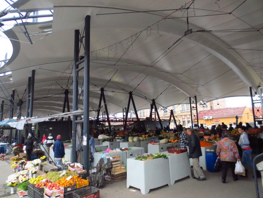 Din toamnă, piața Badea Cârțan va intra în reabilitare. Vezi unde va funcționa