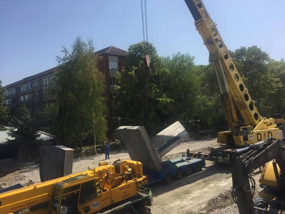 Stadiul lucrărilor la Pasajul Popa Șapcă. Când se va închide circulația feroviară