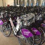 Foto: Au venit! 140 de biciclete noi intră în sistemul VeloTM