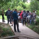 Parcul Botanic devine locul preferat al celor care vor să se drogheze