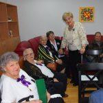Ziua mondială împotriva Alzheimer, marcată de beneficiarii Centrului de zi pentru persoane aflate în dificultate din Timişoara