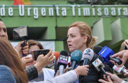 """Alina Gorghiu: """"Carmen Dan are datoria să spună dacă a fost sau nu în sediul Ministerului Afacerilor Interne"""""""