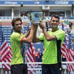 Fantastic! Horia Tecău, noul campion de dublu masculin de la US Open, alături de Jean-Julien Rojer