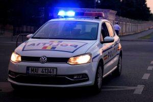 Urmărit național pentru conducere fără permis, depistat de polițiști în Timiş