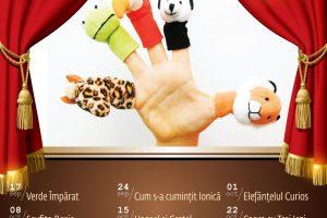 Duminici distractive pentru copii, cu teatru de păpuși, la Iulius Mall