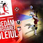 Volei Alba Blaj, Clubul Sportiv Universitatea Cluj și BRSE vor participa la Cupa Agroland Timișoara