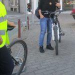 Poliția Locală face apel la bicicliști să nu circule în zona centrală, în perimetrul care le restricționează accesul