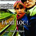 """Marius Manole și Medeea Marinescu joacă în piesa """"Fă-mi loc!"""" la Timişoara"""