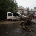 Meteorolog: Imaginile radar nu au indicat prezenţa tornadei în niciuna din zonele afectate