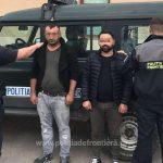 11 iranieni și irakieni şi două călăuze din Turcia, opriţi de poliţiştii de frontieră timişeni