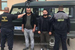 Doi bărbați din Albania, opriţi la granița cu Serbia